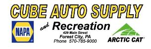 Cube Auto Supply and Recreation