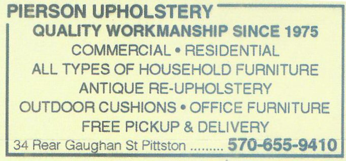 Pierson Upholstery